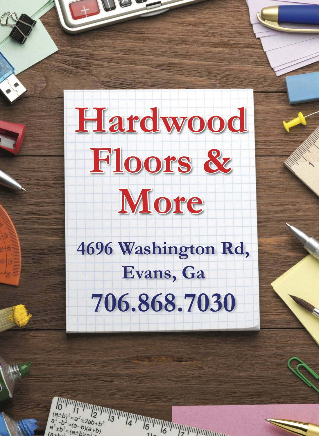 Hardwood Floors Logo